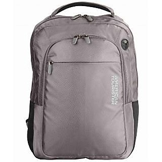 American Tourister 15 Inch Laptop Citipro Backpack (Grey)