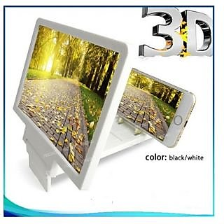 3D Enlarged Screen Glass For Mobile Phone