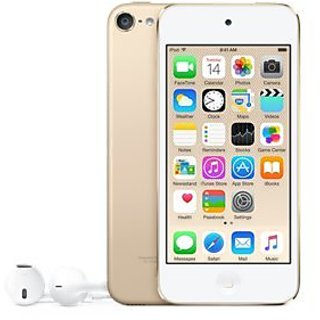 Apple MP3 touch gold 16GB with 1 year apple warranty