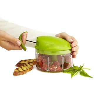 Zalak Multipurpose Quick Cutter / Chopper - For Fruits, Vegetables, Spices, Nuts