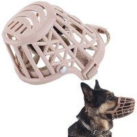 Futaba Dog Adjustable Basket Protection Mouth Cage - Small