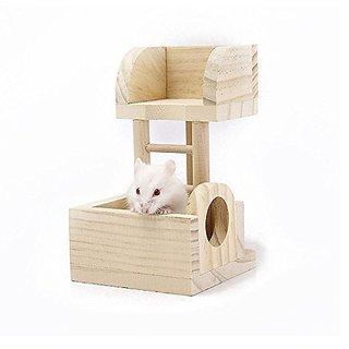 Futaba Wooden Hamster LookOut Tower
