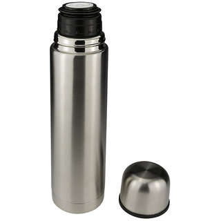 1000ml Vacuum Thermos Steel Flask Hot Cold