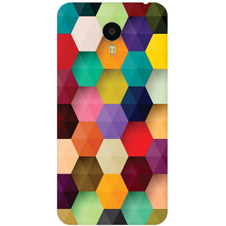 GripIt Flower Abstract Case for YU Yunicorn