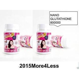 Nano Gluta Super White 800000 mg