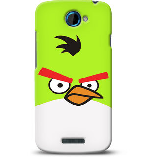G.store Printed Back Covers for HTC One S Green
