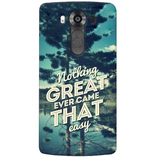 G.store Printed Back Covers for LG V10 Green