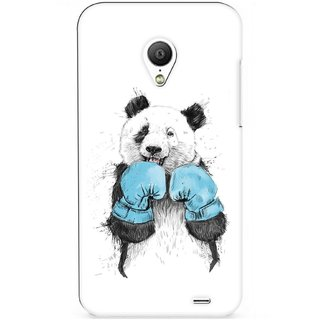 G.store Printed Back Covers for Meizu MX3 White