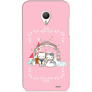 G.store Printed Back Covers for Meizu MX3 Pink
