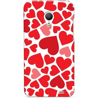G.store Printed Back Covers for Meizu MX3 Red