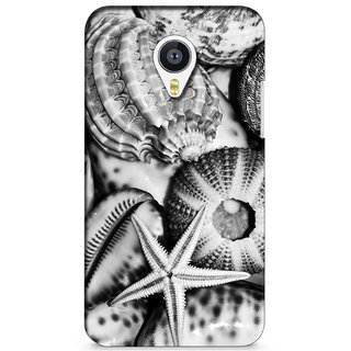 G.store Printed Back Covers for Meizu MX4 White