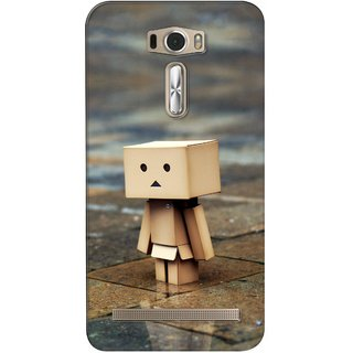 G.store Printed Back Covers for Asus ZenFone 2 Laser (ZE601KL) Brown