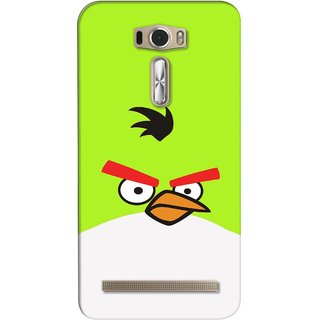 G.store Printed Back Covers for Asus ZenFone 2 Laser (ZE601KL) Green