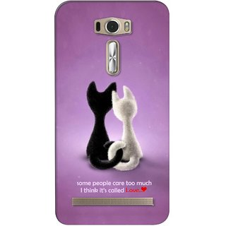 G.store Printed Back Covers for Asus ZenFone 2 Laser (ZE601KL) Purple