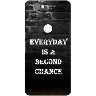 G.store Printed Back Covers for Huawei Nexus 6P Black