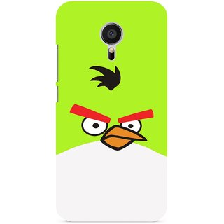 G.store Printed Back Covers for Meizu MX5 Green