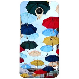 G.store Printed Back Covers for Meizu m1 metal Multi