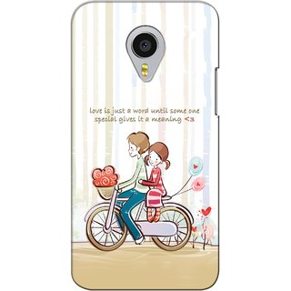 G.store Printed Back Covers for Meizu MX4 Pro Multi