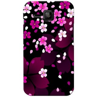 G.store Printed Back Covers for Micromax Bolt S301 Pink