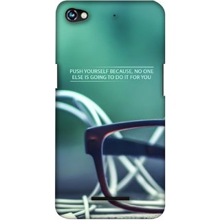 G.store Printed Back Covers for Micromax Canvas Hue 2 A316 Green