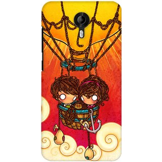 G.store Printed Back Covers for Micromax Canvas Nitro 3 E455  Multi