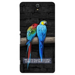 G.store Printed Back Covers for Sony Xperia C5 Ultra Multi