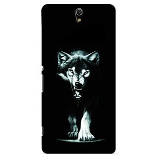 G.store Printed Back Covers for Sony Xperia C5 Ultra Black