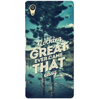 G.store Printed Back Covers for Sony Xperia Z5 Green