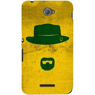 G.store Hard Back Case Cover For Sony Xperia E4