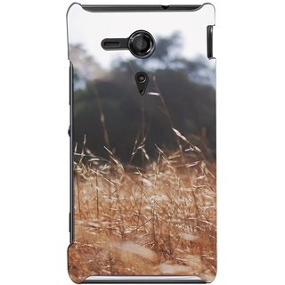 G.store Hard Back Case Cover For Sony Xperia SP