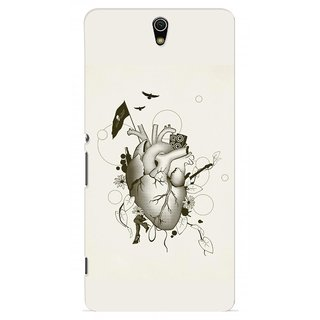 G.store Hard Back Case Cover For Sony Xperia C5 Ultra