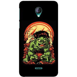G.store Hard Back Case Cover For Micromax Unite 2 A106