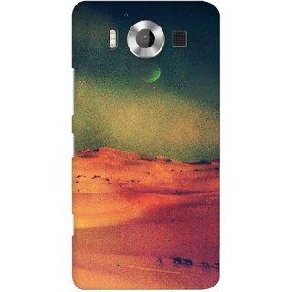 G.store Hard Back Case Cover For Microsoft Lumia 950