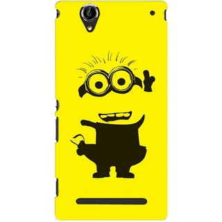 G.store Hard Back Case Cover For Sony Xperia T2 Ultra