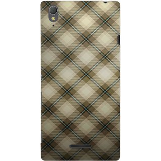 G.store Hard Back Case Cover For Sony Xperia T3