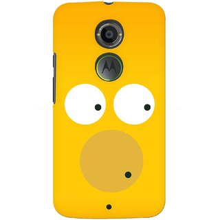 G.store Hard Back Case Cover For Motorola Moto X (2nd Gen)