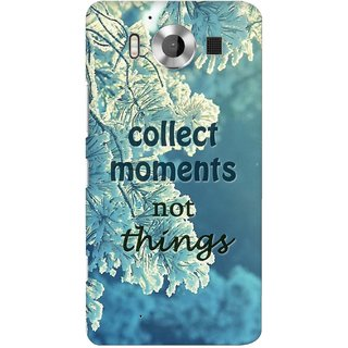 G.store Hard Back Case Cover For Microsoft Lumia 950