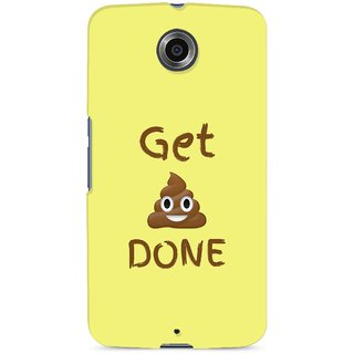 G.store Hard Back Case Cover For Motorola Google Nexus 6