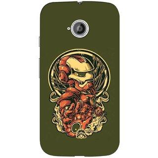 G.store Hard Back Case Cover For Motorola Moto E 2nd gen