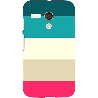 G.store Hard Back Case Cover For Motorola Moto G