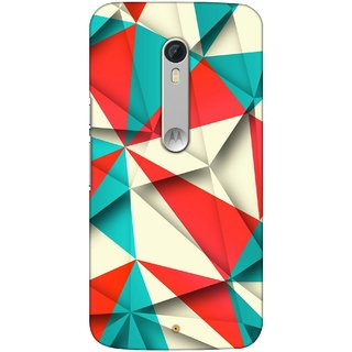 G.store Hard Back Case Cover For Motorola Moto X Play