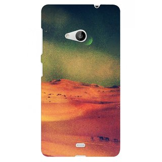 G.store Hard Back Case Cover For Microsoft Lumia 535
