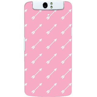 G.store Hard Back Case Cover For Oppo N1