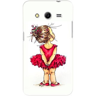 G.store Hard Back Case Cover For Samsung Galaxy Core 2
