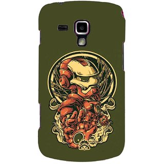 G.store Hard Back Case Cover For Samsung Galaxy S Duos S7562