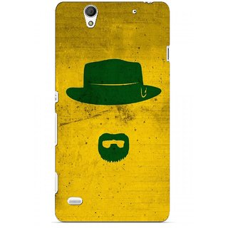 G.store Hard Back Case Cover For Sony Xperia C4