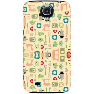 G.store Hard Back Case Cover For Samsung Galaxy S4