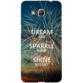 G.store Hard Back Case Cover For Samsung Galaxy Grand Prime