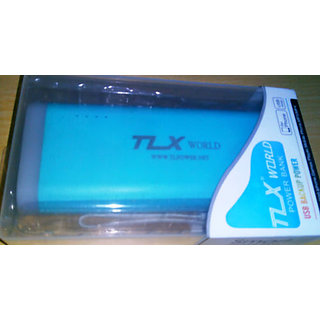 100 ORIGINAL TLX Power Bank 13000 mAh to Charge Mobile Power Bank