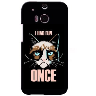 G.store Hard Back Case Cover For HTC ONE M8